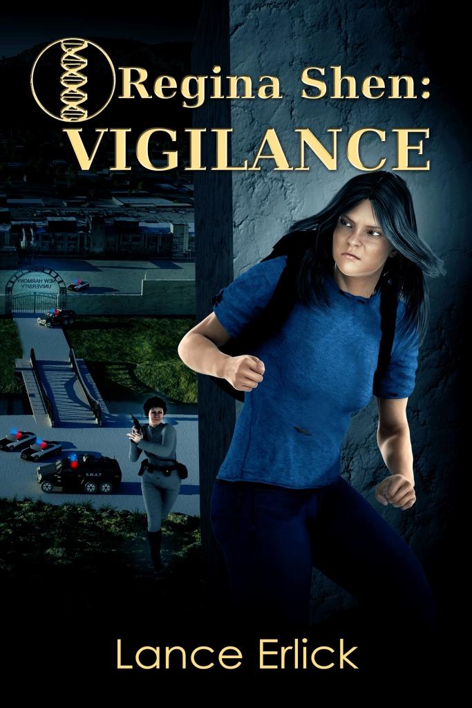 Regina Shen: Vigilance