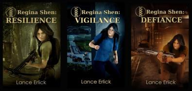 Regina Shen series