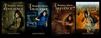Regina Shen book series (SM)